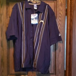 Reebok NFL Chargers 2XL POLO.  NEW